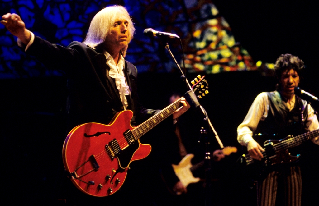 Tom Petty And The Heartbreakers In Concert - Mountain View CA