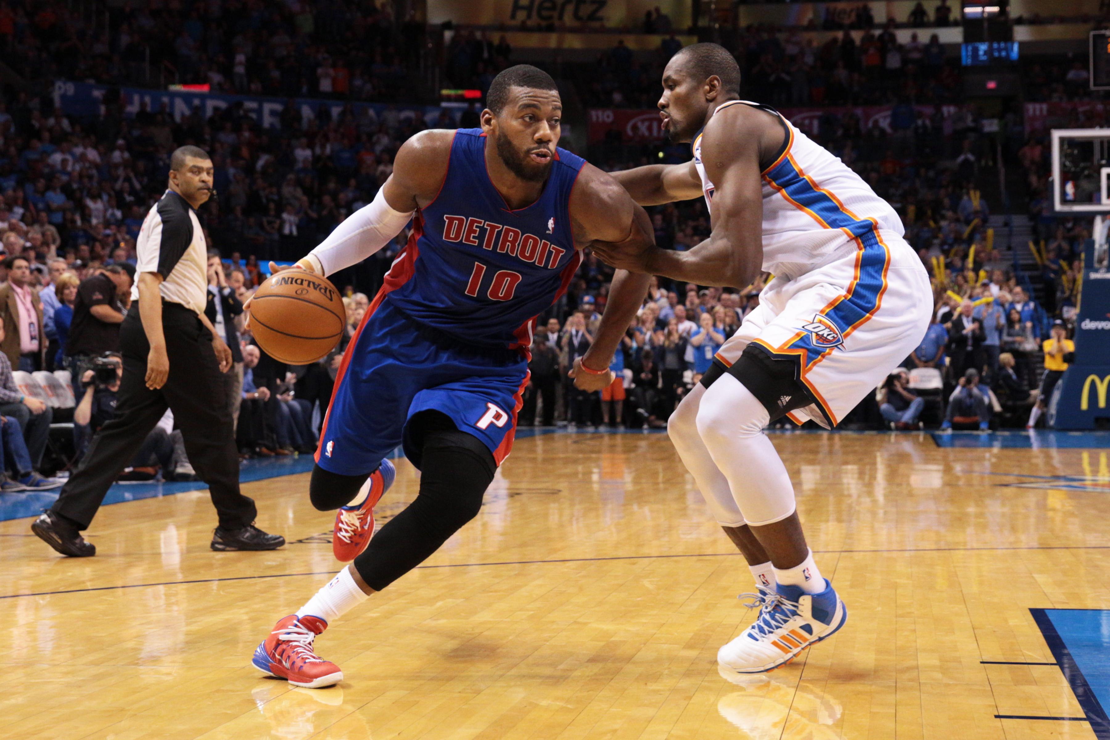 Detroit Pistons vs Oklahoma City Thunder