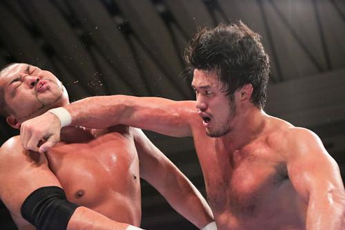 Puroresu-wrestling
