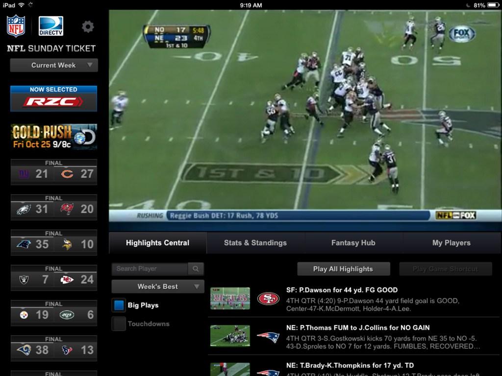 Digital Life Tech Test Football Online