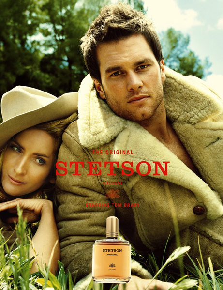 Tom Brady Original Stetson Ad2
