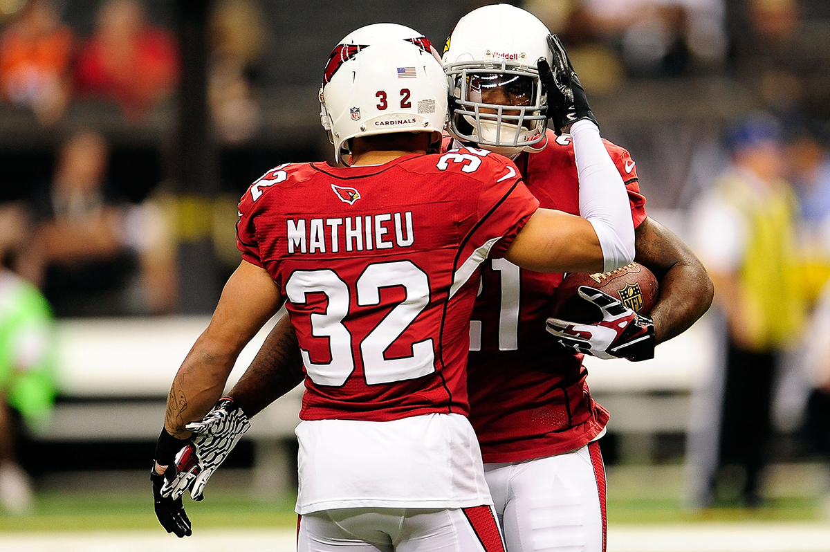Arizona Cardinals v New Orleans Saints