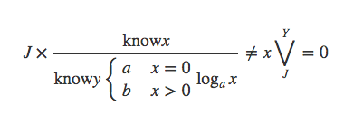 jonsnow_knowsnothing_equation