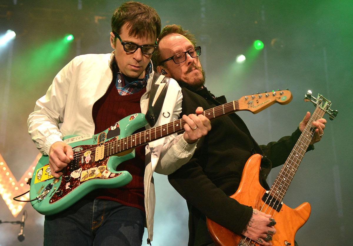 Weezer In Concert - San Francisco, CA
