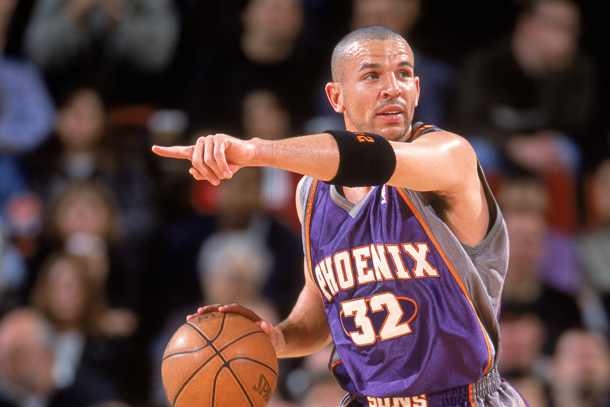 You've gotta feel for Jason Kidd now that he's been exiled to New Jersey.