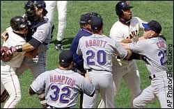 Mets and Giants