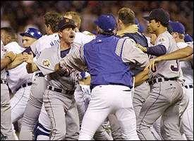 Baseball fight