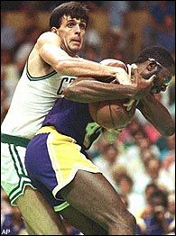 Kevin McHale, James Worthy