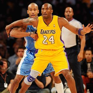 Dahntay Jones/Kobe Bryant