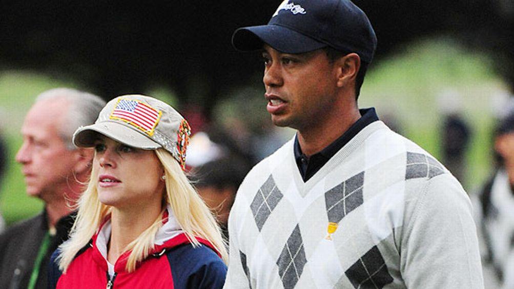 Tiger Woods/Elin Woods