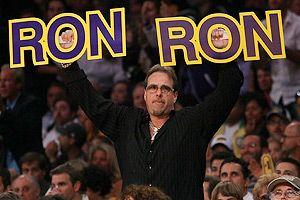 Ron Artest Sign