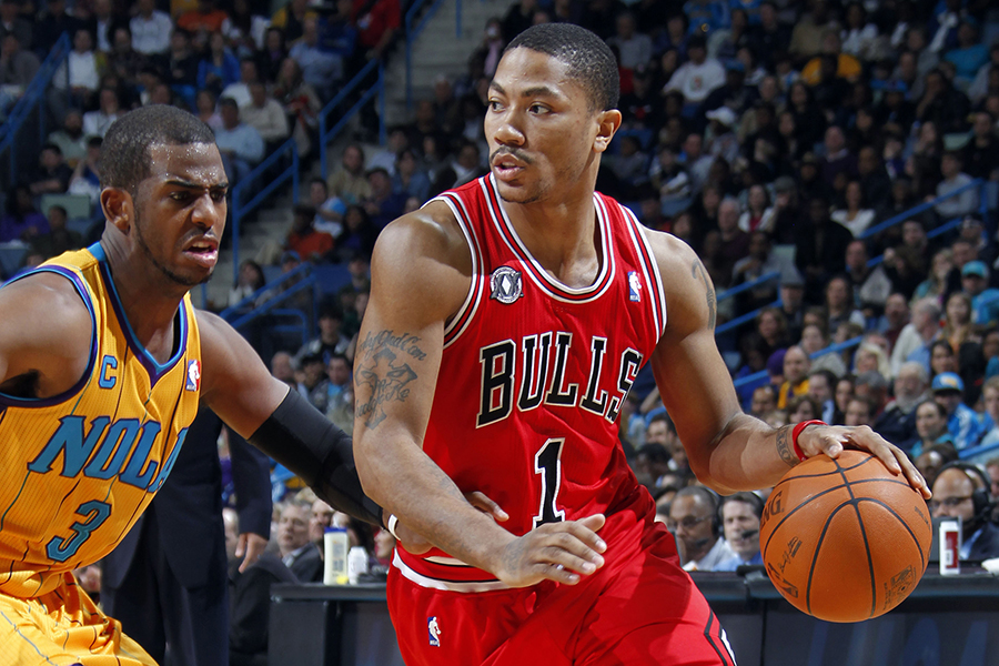 Chicago Bulls v New Orleans Hornets