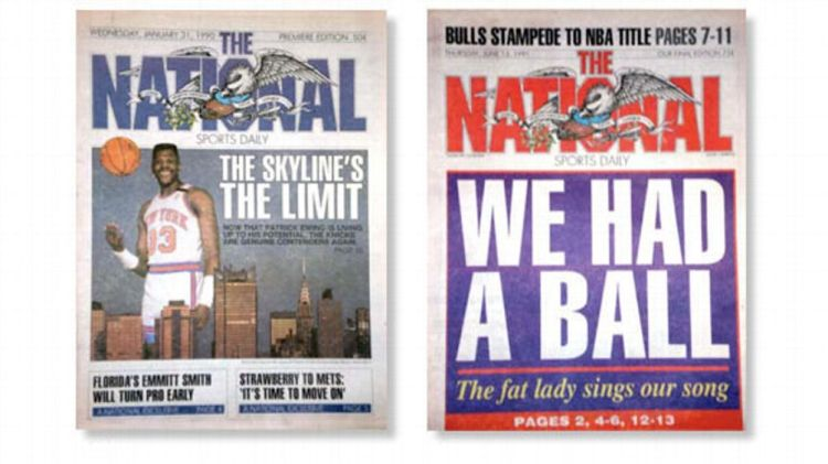 The National Sports Daily