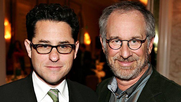 Steven Spielberg and J.J. Abrams.