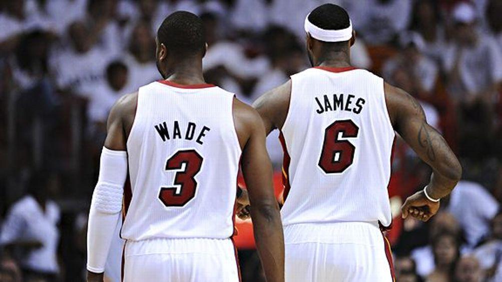 Wade/James