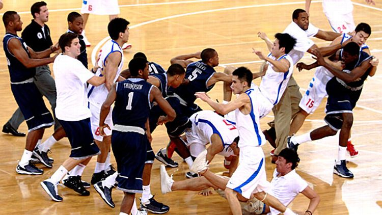 Georgetown Brawl