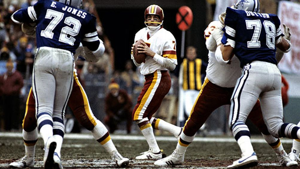 Redskins Cowboys