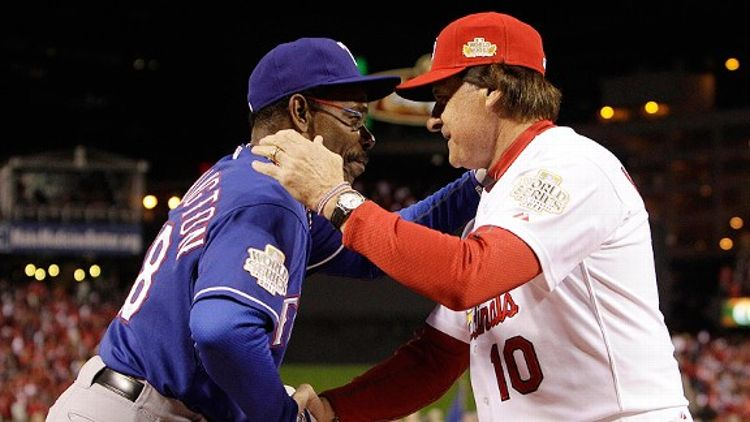 Ron Washington, Tony LaRussa