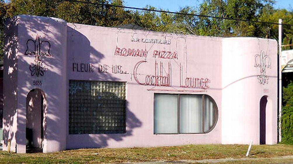 Fleur De Lis Cafe in Baton Rouge