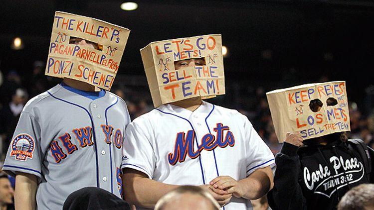 Mets Fans 110421