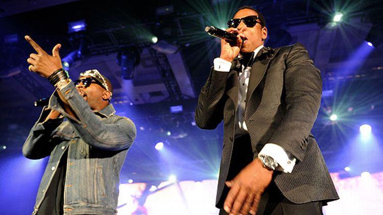 Lil Wayne/Kanye West