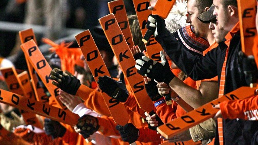 Oklahoma State Fans