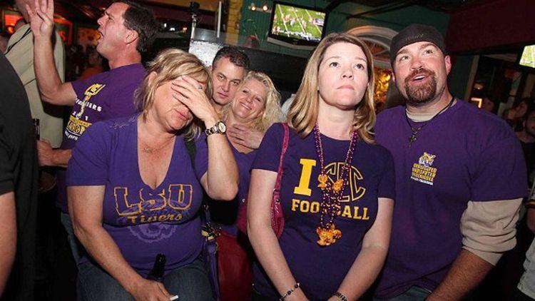 LSU Fans