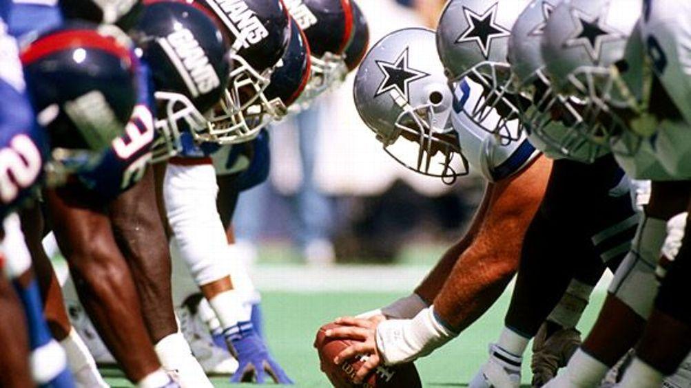 Giants Cowboys