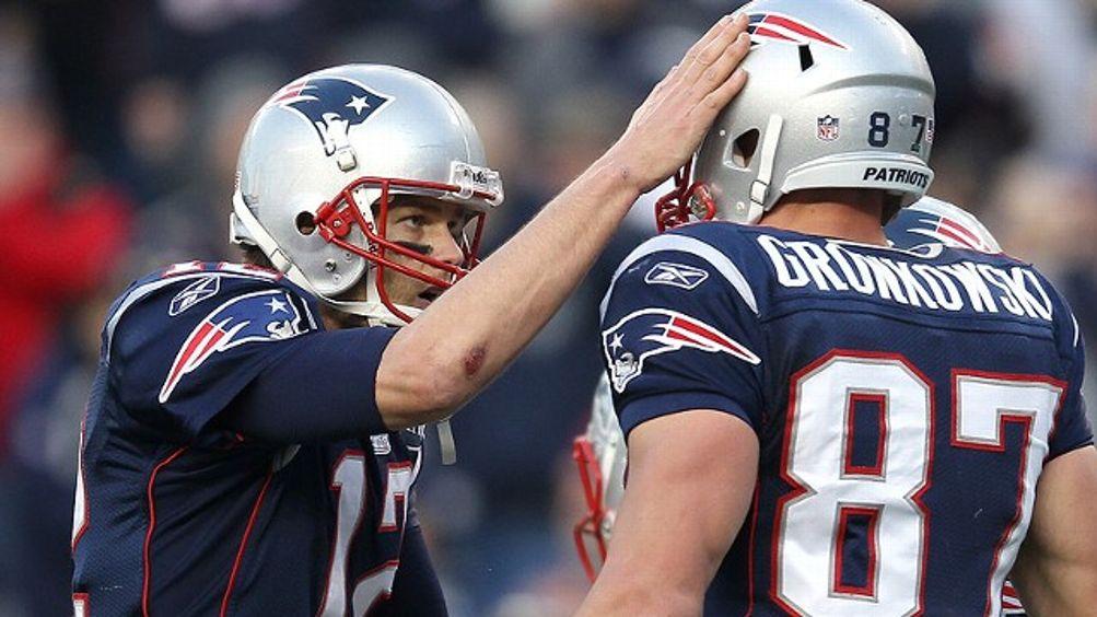 Tom Brady/Rob Gronkowski