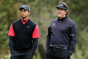 Woods/Mickelson