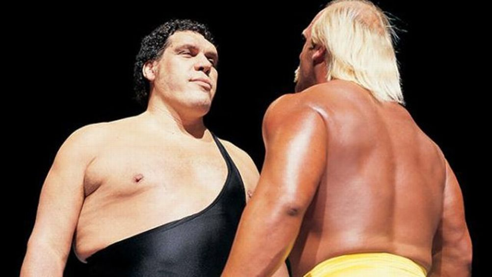From Hulk Hogan And Andre The Giant To John Cena And The Rock