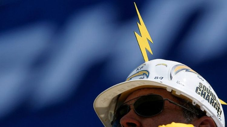 Charger fan
