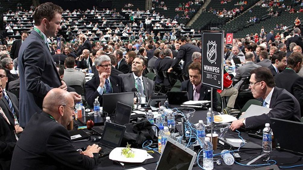 Jets Draft Table