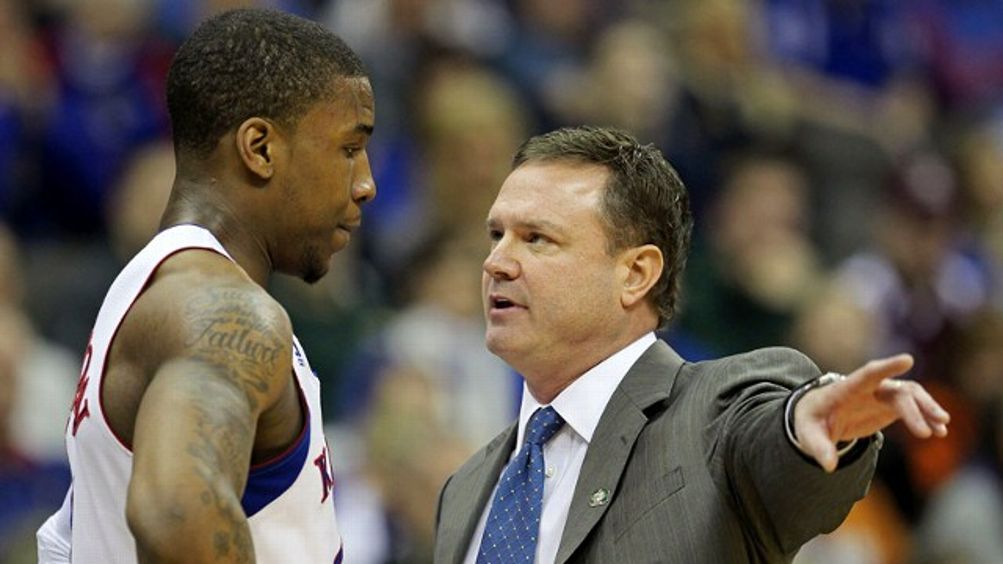 Bill Self, Thomas Robinson