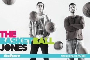 The Basketball Jones