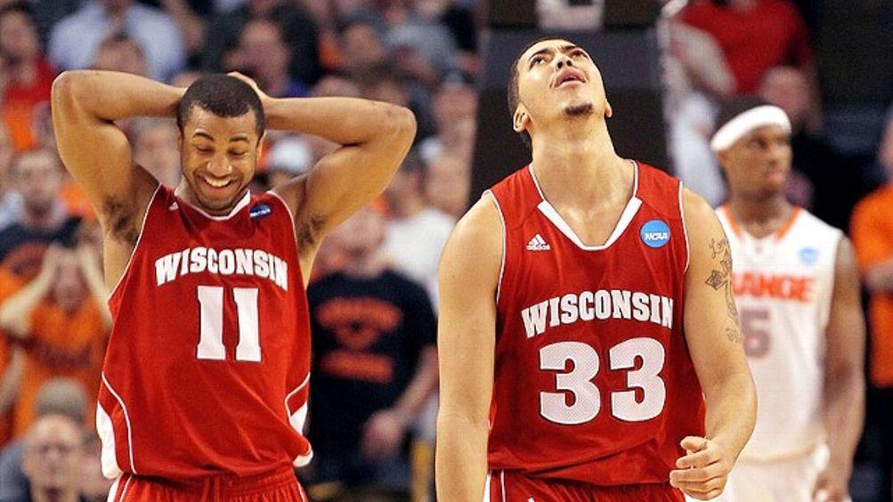 Wisconsin dejected