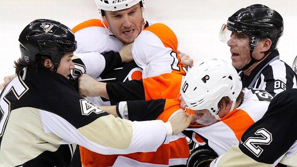 Flyers/Penguins