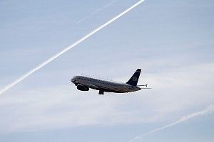 US Airways airplane