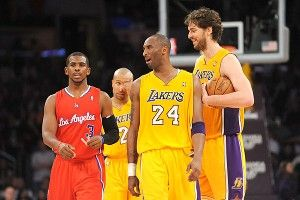 Clippers and Lakers