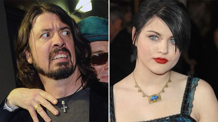 Dave Grohl/Frances Cobain
