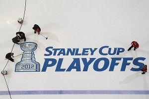 2012 Stanley Cup Playoffs logo