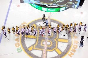 Boston Bruins, Washington Capitals