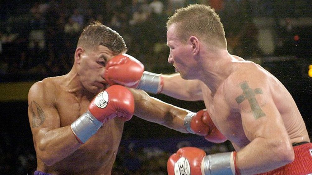 Arturo Gatti and Micky Ward