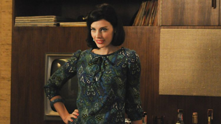 Jessica Pare on 'Mad Men'