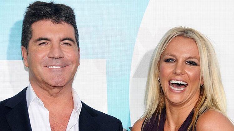 Simon Cowell/Britney Spears