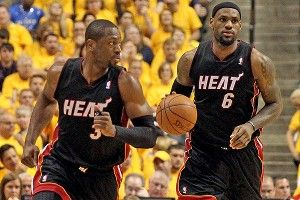 Lebron James/Dwyane Wade