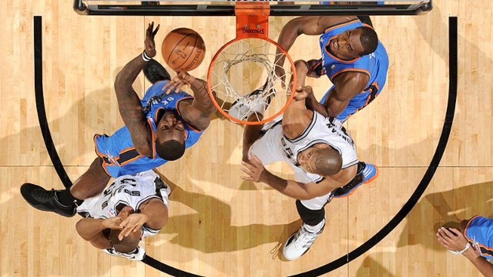 Spurs Thunder