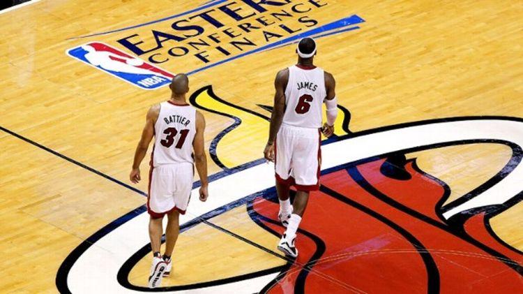 Shane Battier, LeBron James