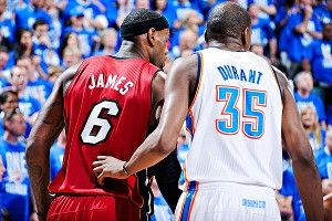 James/Durant