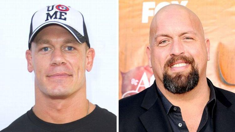 John Cena and Big Show